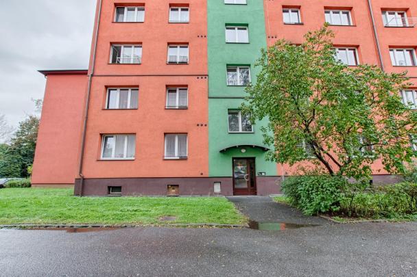 Byt 2+1, ul. Kosmonautů 507, Karviná - tento byt vám bude vydělávat 5.500 Kč měsíčně