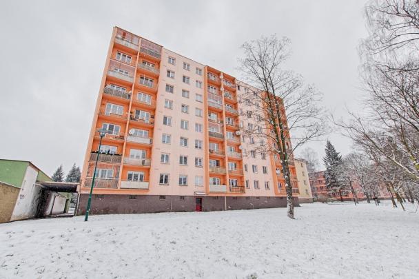 Byt 2+1, ul. U Lesa 720, Karviná - tento byt vám bude vydělávat 6.400 Kč měsíčně
