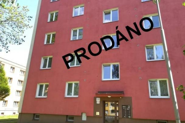 Byt 3+1, ul. Majakovského, PRODÁNO
