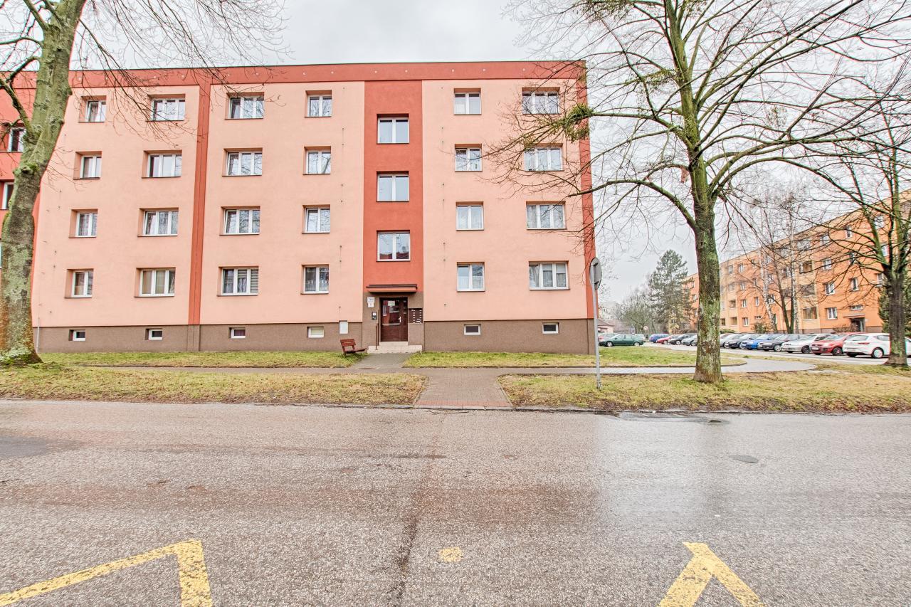 Byt 2+1, ul. Na Kopci 2145, Karviná - tento byt vám bude vydělávat 4.700 Kč měsíčně