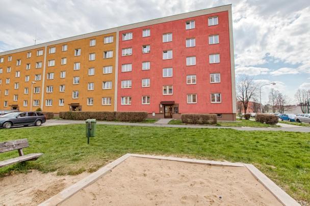 Byt 2+1, ul. Majakovského 2127, Karviná - tento byt vám bude vydělávat 5.200 Kč měsíčně